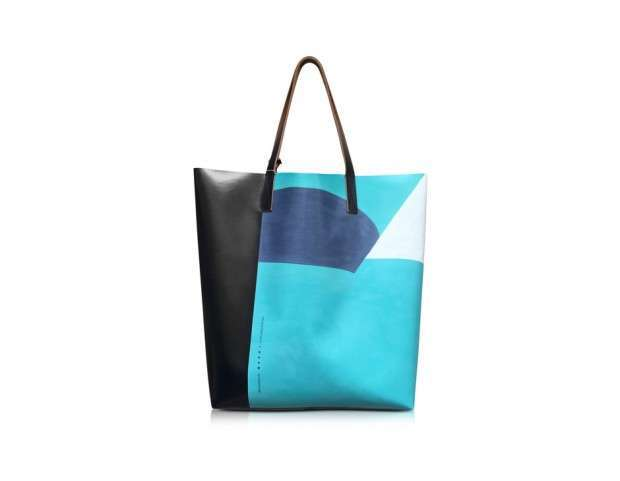 Shopper stampata in PVC