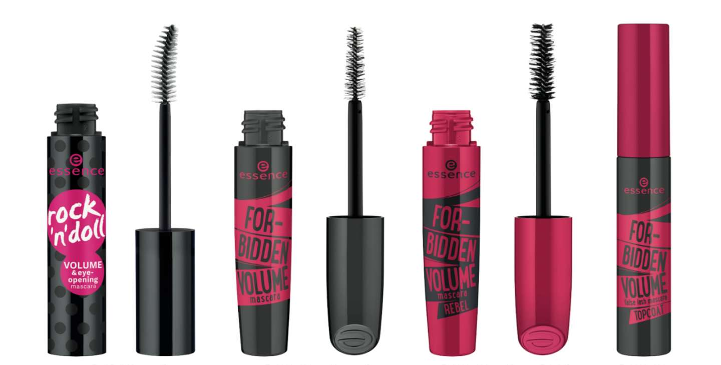 Mascara waterproof di Essence