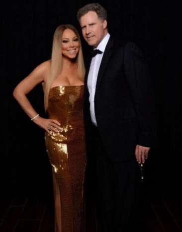 Mariah Carey e Will Ferrell
