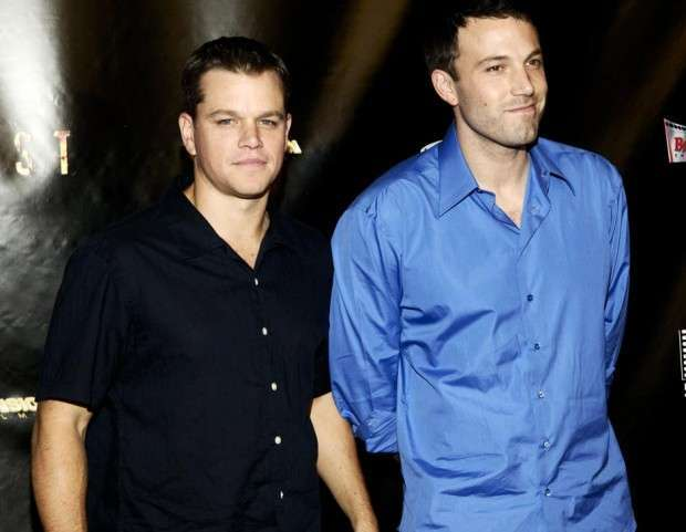 Matt Damon e Ben Affleck