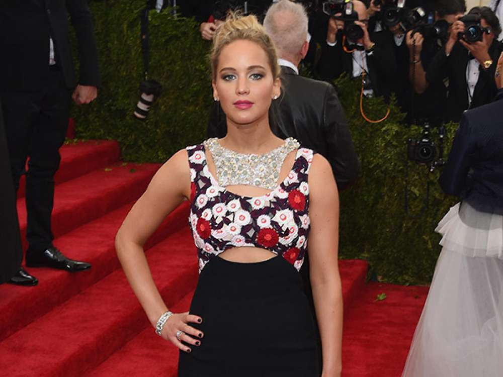 Look di Jennifer Lawrence
