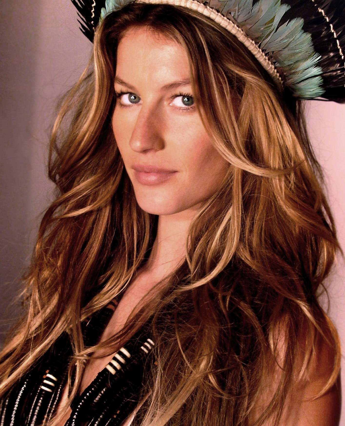 Gisele Bundchen pratica kung fu light