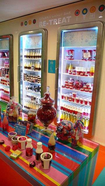 Il Dylan's candy bar