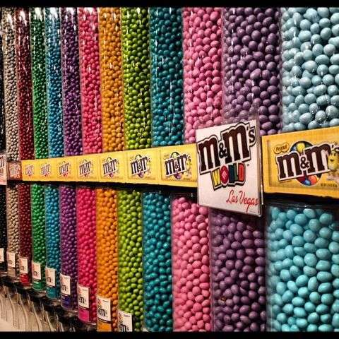 M&M's world in Nevada