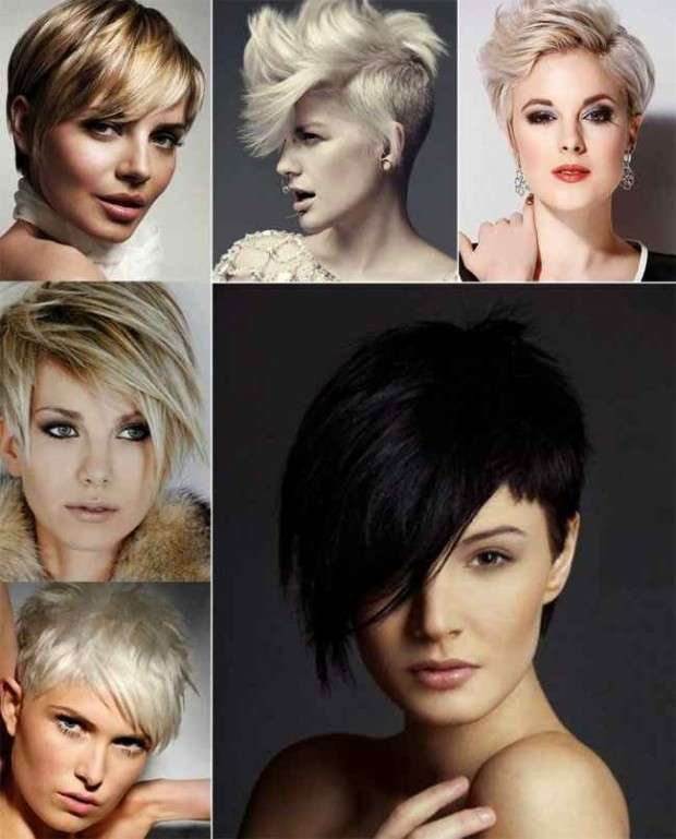 Idee per il pixie cut dell