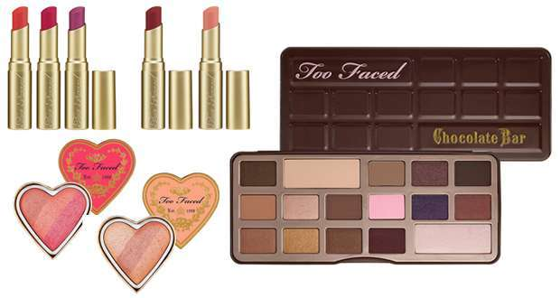 Palette di ombretti di Too Faced