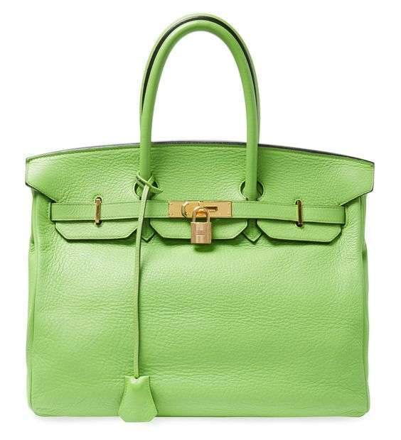 Borsa color Greenery