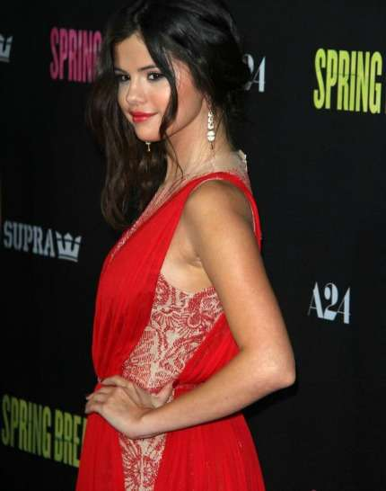 Selena Gomez a Hollywood per Spring Breakers! Foto!