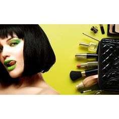 Idee per il makeup Greenery