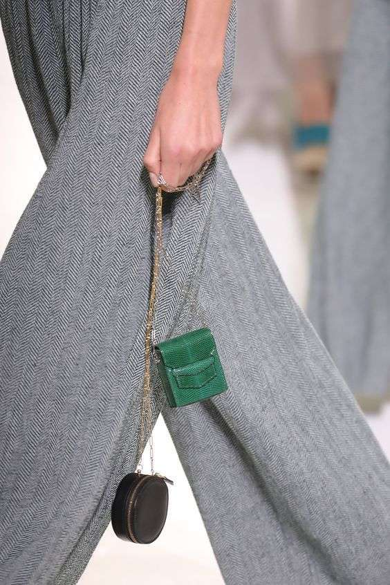 Doppia mini bag per la primavera 2017