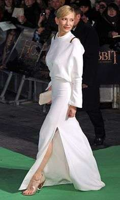 Cate Blanchette, star troppo magra