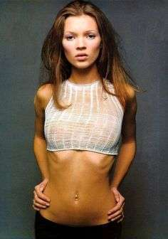 Kate Moss, star troppo magra