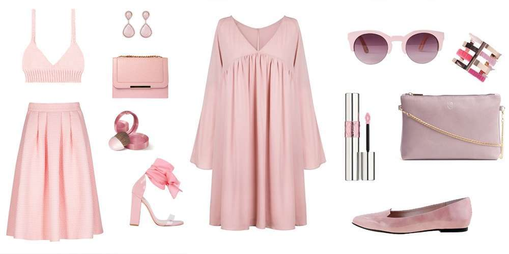 Perfetto look total pink