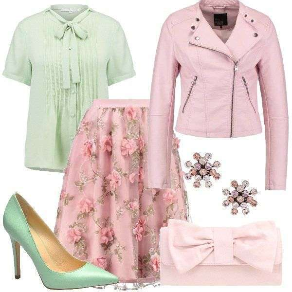 Look in rosa per la primavera 2017