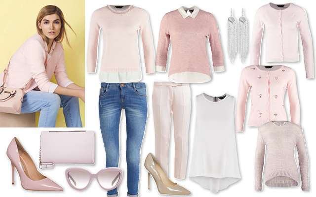 Look in rosa easy chic