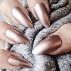 Nail art color rame dal finish mat