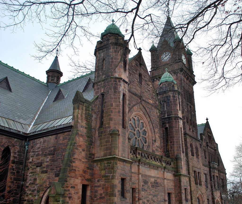 Mount Holyoke College in America