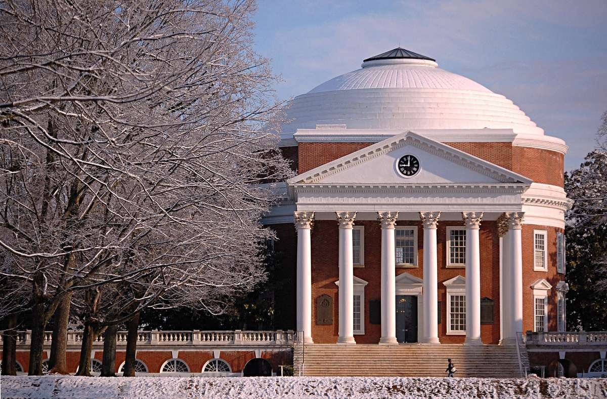 Università della Virginia in America