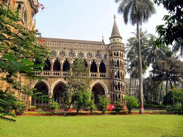 Università di Mumbai in India