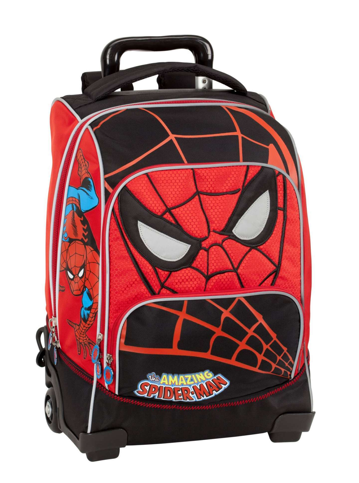 ZAINO TROLLEY SPIDERMAN