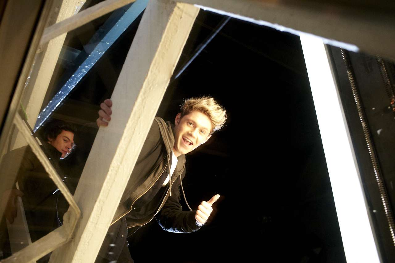 One Direction Midnight Memories video - Niall Horan