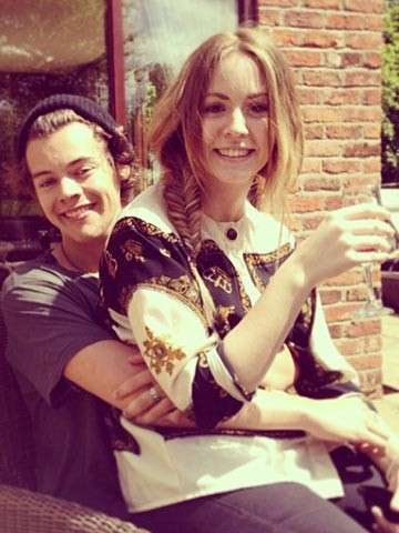 Harry Styles e Gemma