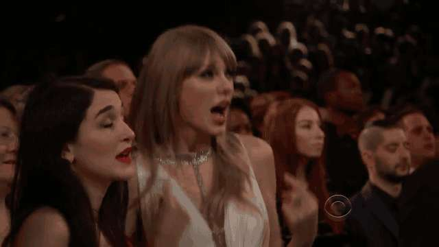 Taylor Swift GIF - Cantare