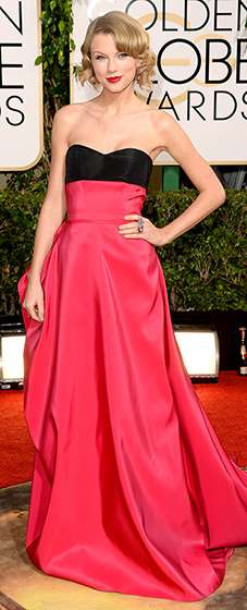 Golden Globe 2014 - Taylor Swift