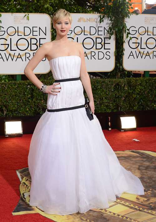 Golden Globe 2014 - Jennifer Lawrence
