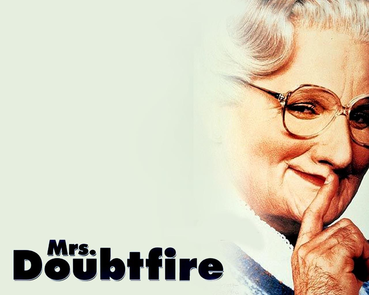 1Mrs Doubtfire robin williams