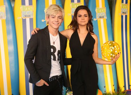 Ross Lynch Maia Mitchell