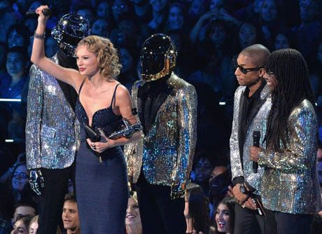 MTV Video Music Awards 2013 TAylor Swift vince