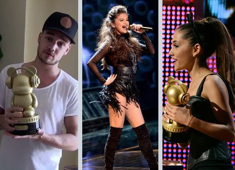 RADIO DISNEY MUSIC AWARDS 2014 VINCITORI ESIBIZIONI