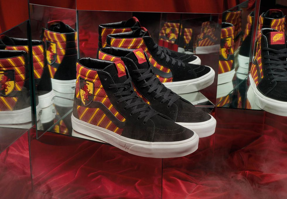 vans harry potter 1