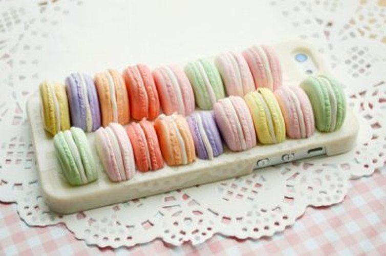 3macarons iphone cover