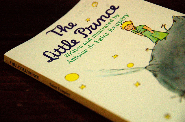 4_The Little Prince di Antoine de Saint Exupery