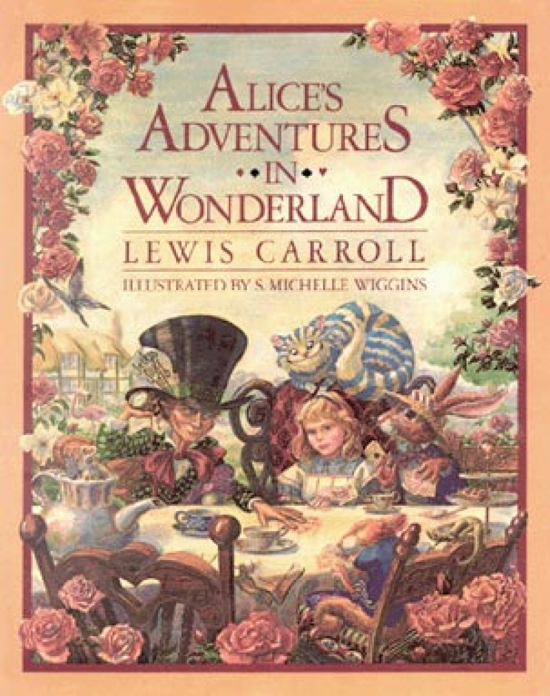 5_Alice in Wonderland di Lewis Carroll