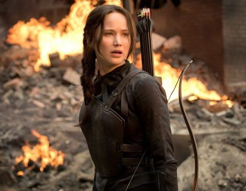 Jennifer Lawrence hanging tree canto rivolta katniss hunger games