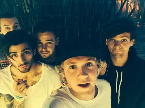 One Direction a roma 2014
