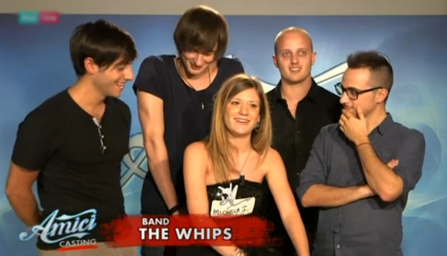 The Whips   Canto Band