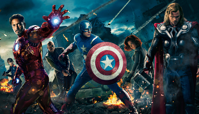 film marvel lista completa ordine