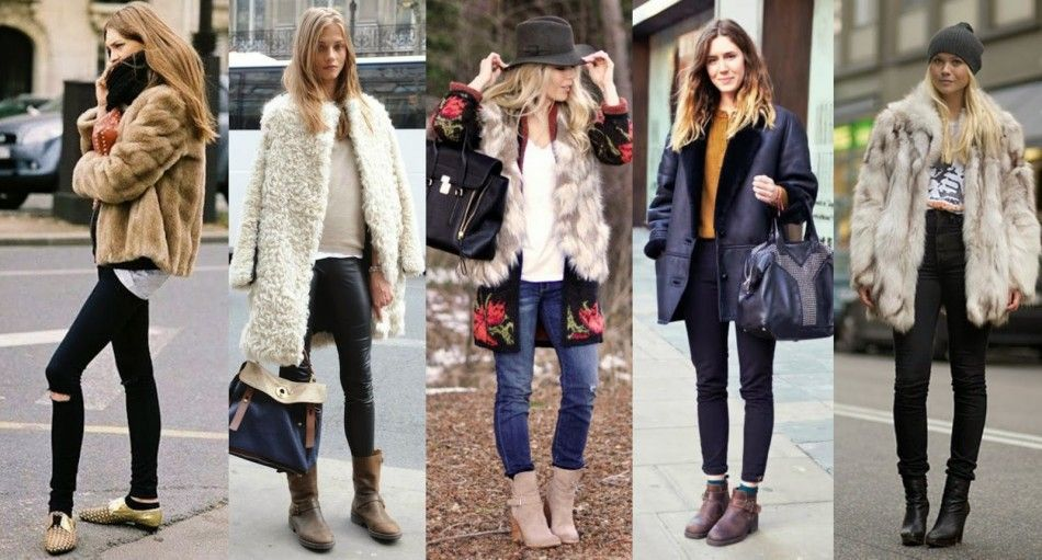 fur&shearling Collage