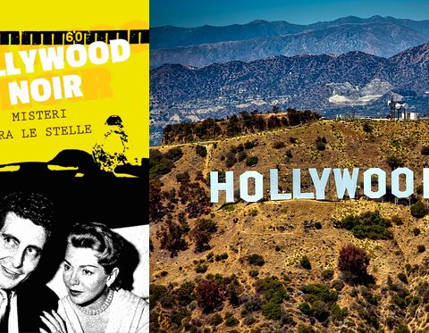 hollywood noir libro andrea indiano