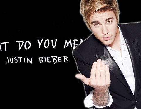 justin bieber what do you mean video testo traduzione