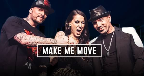 make me move top dj 2016 italia uno
