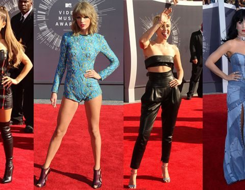 mtv vmas red carpet 2014