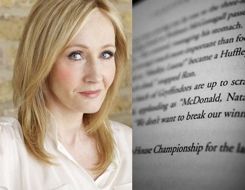 natalie mcdonald harry potter j k rowling