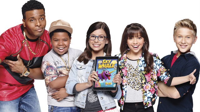 nickelodeon game shakers
