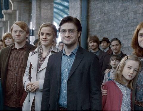 pottermore rowling nuovo racconto harry potter Ron