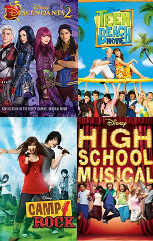 quiz film disney channel